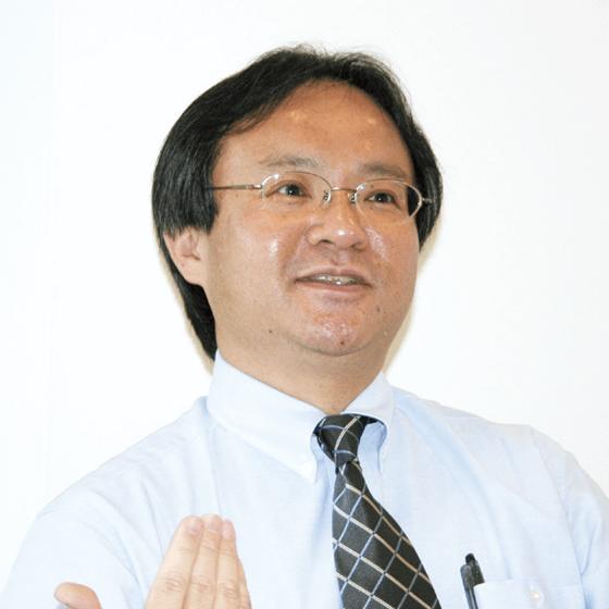 高西淳夫教授の顔写真